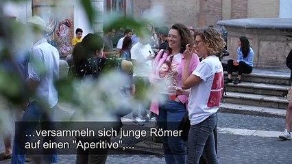 """Das """"dolce Vita"""" kehrt nach Rom zurück"""