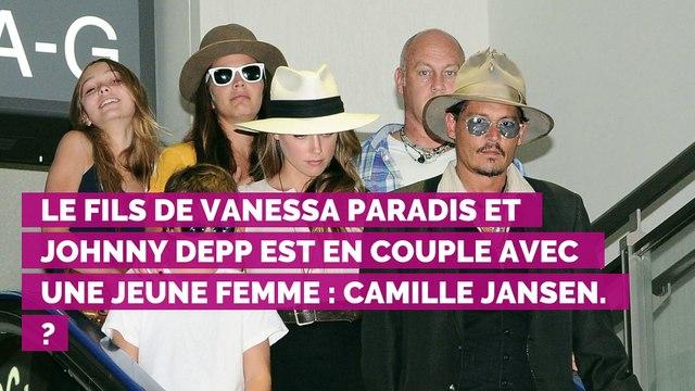 Le fils de Vanessa Paradis et Johnny Depp, en couple : qui est sa petite amie  ?