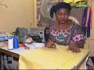 ORTM / Bamako - Ramadan - Délestage - Comment font les ateliers de couture -