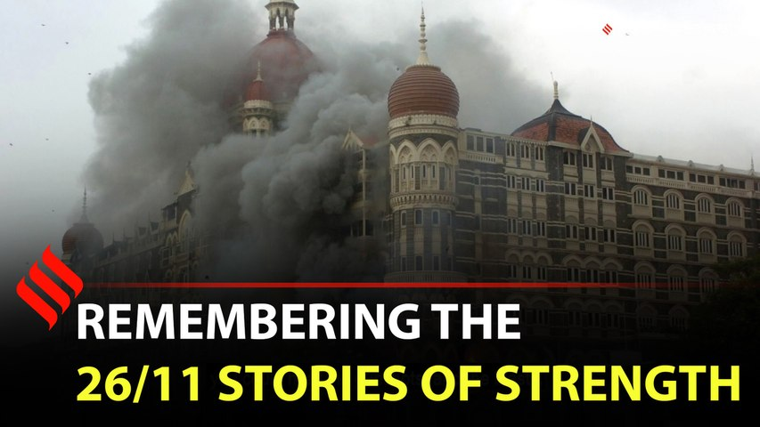 Remembering the 26/11 Stories of Strength