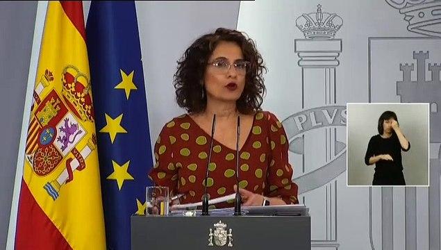 Montero defiende el pacto con Bildu y reprocha al PP y ERC no haber apoyado la prórroga del estado de alarma