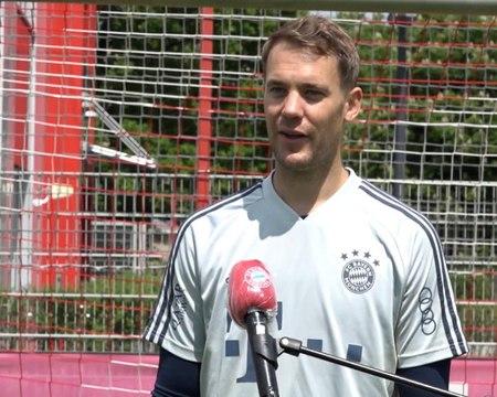 Bayern - Neuer : ''Continuer jusqu'en 2023''