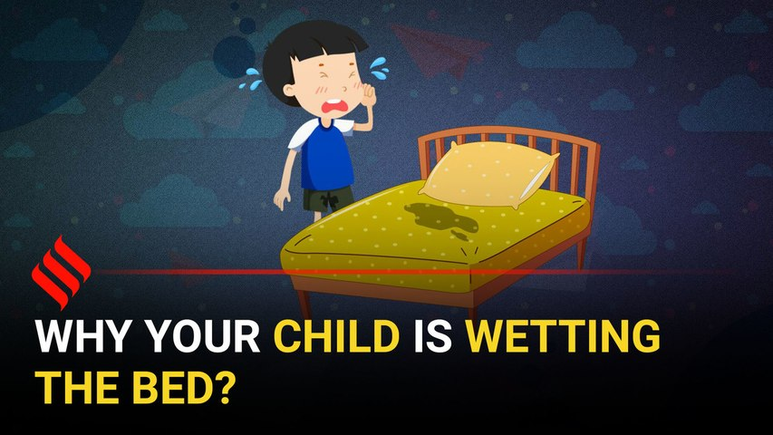 Why your child is wetting the bed? | Indian Express