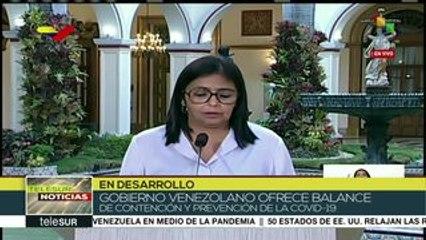 Venezuela realiza 697.691 pruebas de despistaje para COVID-19