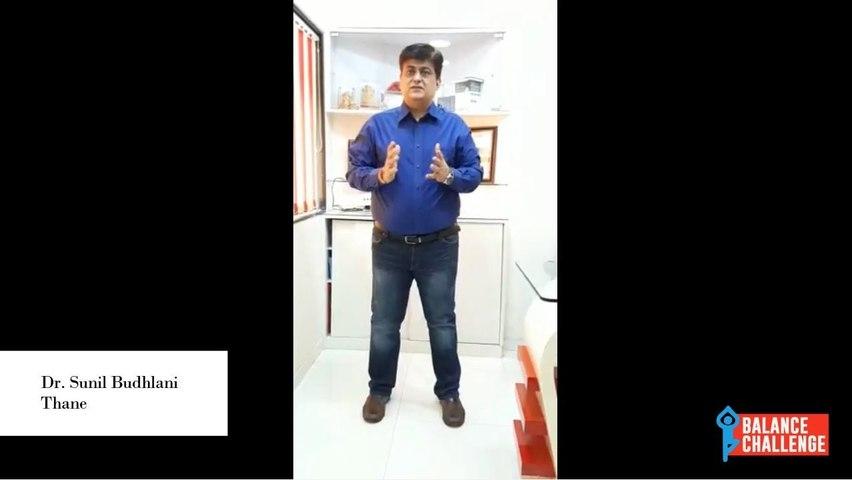 Dr. Sunil Budhlani On Balance Disorders