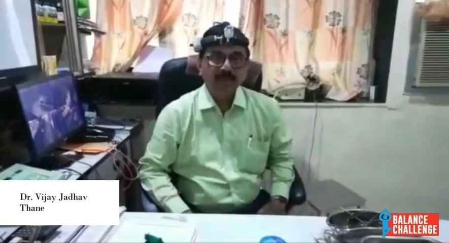 Dr. Vijay Jadhav On Balance Disorders