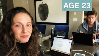 70 Women Ages 5-75: What's In Your Workspace?