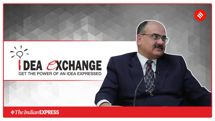 Idea Exchange with Dr. Ajay Bhushan Pandey, Revenue Secretary of India