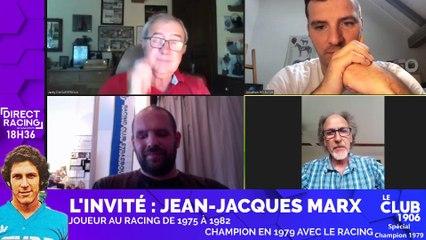Jean-Jacques Marx est l'invité du Club 1906 - Spécial Champion 1979