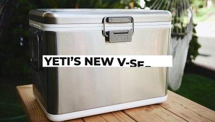 First Take: YETI's V-Series Cooler