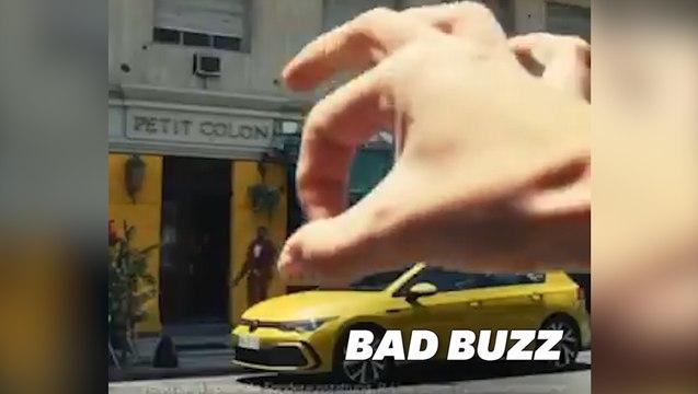 Volkswagen s'excuse pour cette publicité jugée raciste