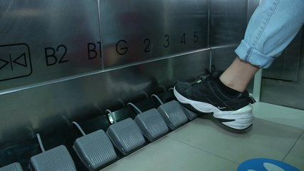 Clever Elevator Adaptation Will Reduce Spread Of Germs