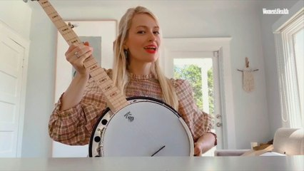 Actress Beth Behrs Shares Her Morning Noon & Night Routines