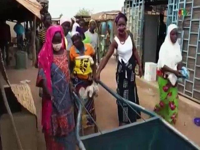 RTB / Transformation de déchets plastiques - L'exemple de la coopérative des Femmes de Boala