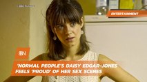 Daisy Edgar-Jones Is Feeling Good