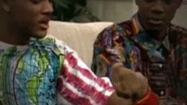 The Fresh Prince Of Bel-Air Season 2 Episode 19 - Eyes On The Prize