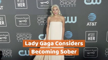 The Sober Version Of Lady Gaga