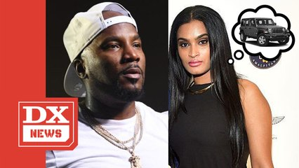 Jeezy's Baby Mama Reportedly Wanted Him Jailed For Not Buying Her A New Car