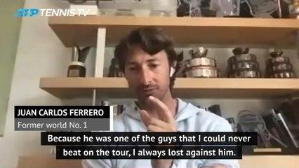Ferrero reveals toughest opponent, and it's not Federer, Nadal or Djokovic