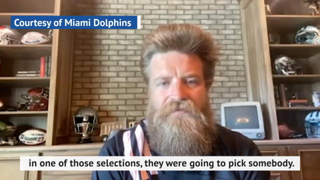 Fitzpatrick relaxed about Miami signing Tagovailoa