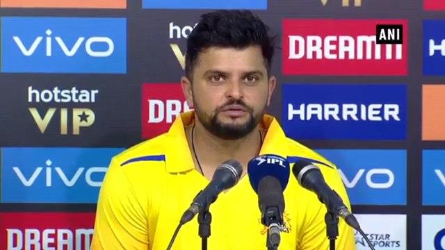 Raina compares Dhoni and Rohit Sharma's captaincy