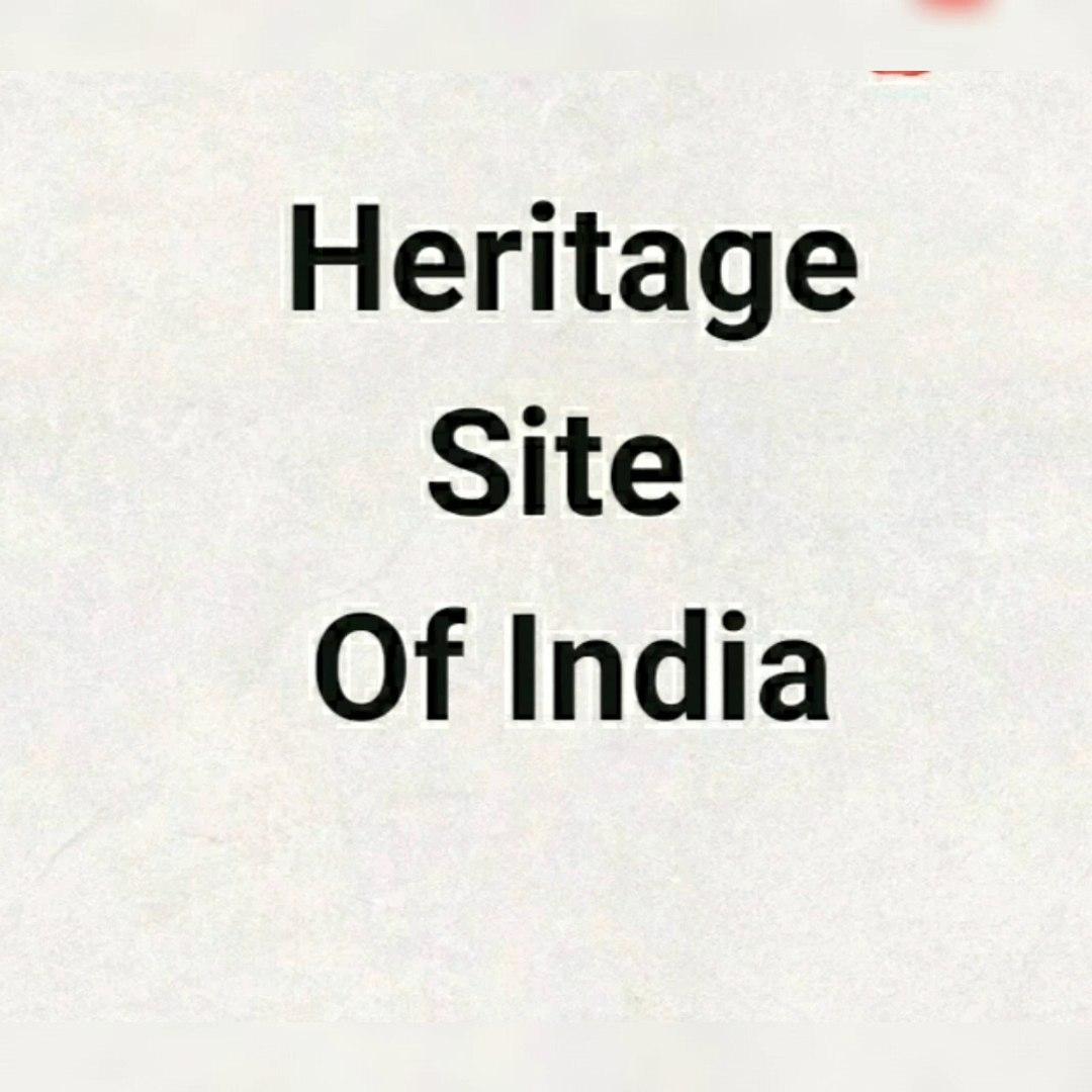 India Heritage sites