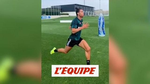 La fusée Cristiano Ronaldo est déjà relancée - Foot - WTF