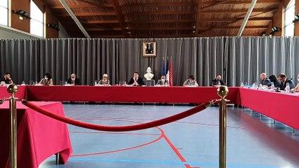 Saint-Brès :  le conseil municipal d'installation