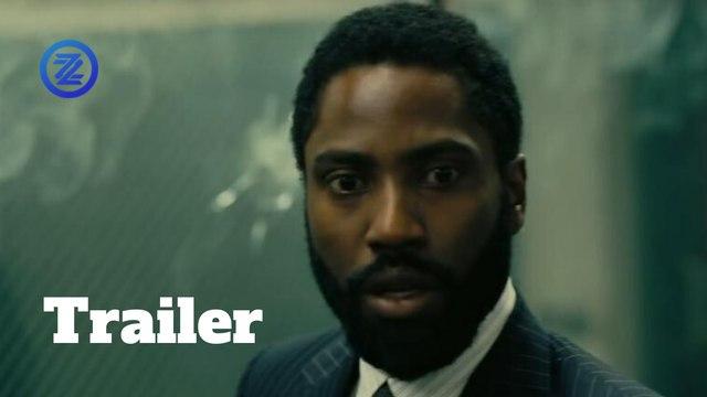 Tenet Trailer #2 (2020) Robert Pattinson, Elizabeth Debicki Action Movie HD