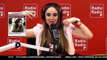 Non Succederà più - 23 Maggio 2020 - Georgette Polizzi Rubrica Pollini Gold Style