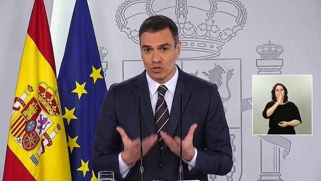Sánchez miente: justifica su pacto con Bildu pese a no necesitar su abstención para prorrogar la alarma