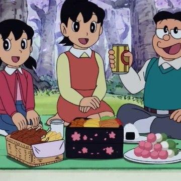 Doraemon  La fioritura dei ciliegi