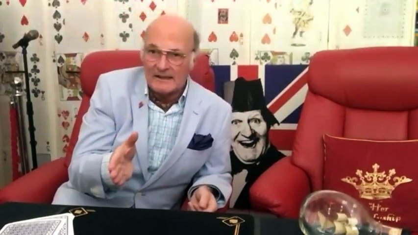 Andrew Eborn - Tommy Cooper Special