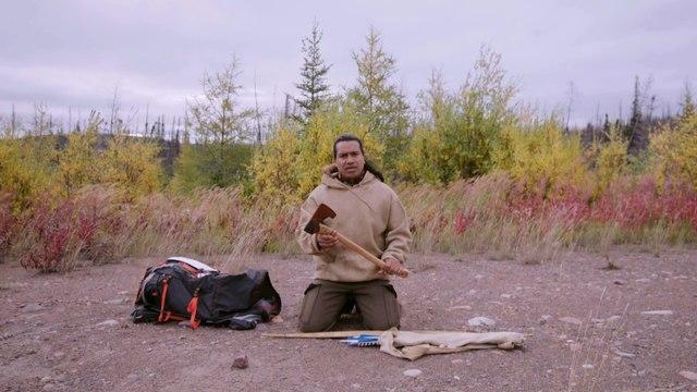 Alone: Amos' 10 Survival Items