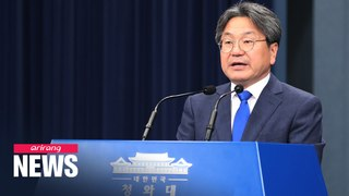 President Moon to meet with floor leaders of ruling, main opposition parties on Thursday