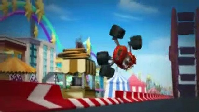 Blaze and the Monster Machines Season 2 Episode 12 - Axle City Grand Prix