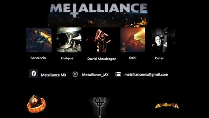 METALLIANCE - How many tears