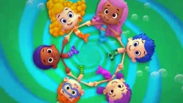Bubble Guppies Season 2 Episode 15 Triple-Track Train Race