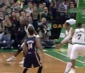 Kevin Garnett Celtics Highlights: 'The Definition of a TOMMY POINT'