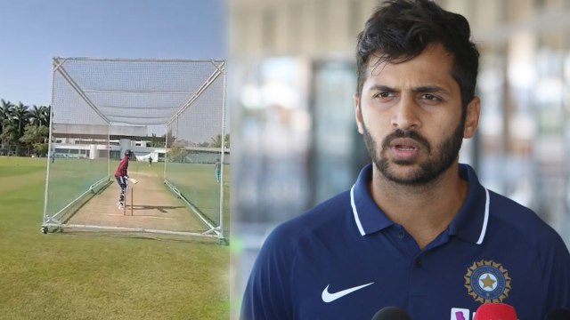 BCCI not happy with Shardul Thakur's practice without permission