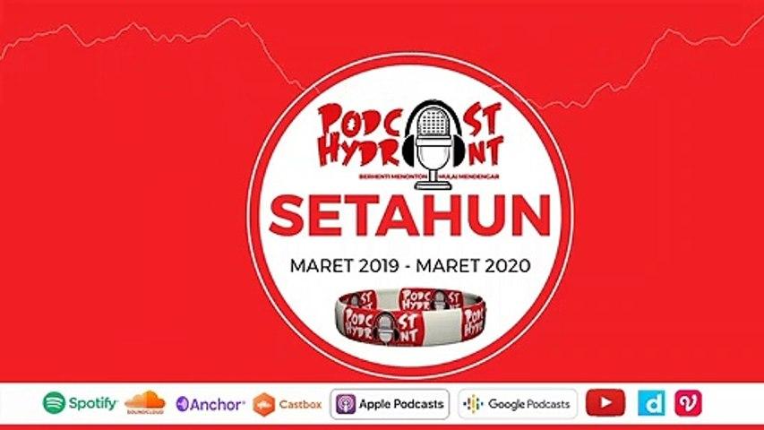 Podcast Hydrant Eps 46 Setahun Podcast Hydrant