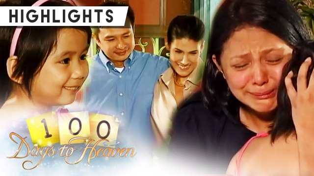 The Roxases introduce Myrna to Margaret as her mother | 100 Days To Heaven