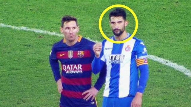 La réponse hilarante de Messi quand Alvaro González lui a dit qu'il était minuscule | Oh My Goal
