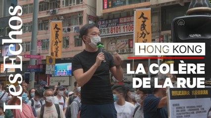 Des milliers de Hongkongais défient Pékin et sa nouvelle loi sur la sécurité
