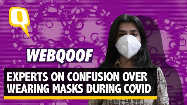 Do Masks Help Prevent COVID? Here's What Experts Have To Say