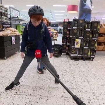 COVID-19; Fra 2 meter til 1 meter | Nyhederne | TV2 Danmark