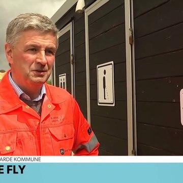 COVID-19; Lukkede toiletter under coronakrise | TV Avisen | DRTV @ Danmarks Radio
