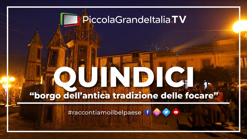 Qundici - Piccola Grande Italia