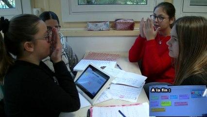 La tablette pour préparer un oral en mathématiques