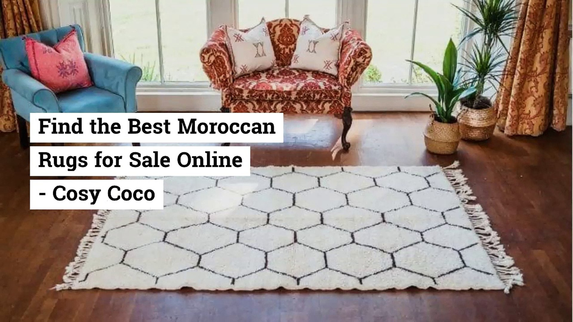 Moroccan Rugs For Online